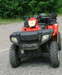 ATV Off-Road Tours on Oahu