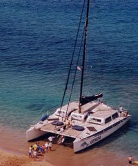 64' Sailing Catamaran