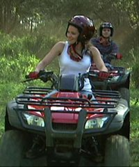 Deluxe Ocean & Waterfall Adventure - ATV Outfitters Hawaii