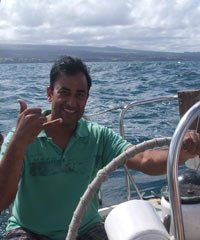 Sailing Lessons - Hawaii Sailing Tours