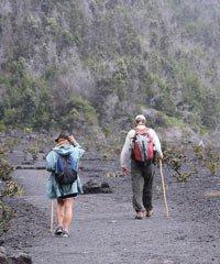 Kilauea Iki Crater Hike