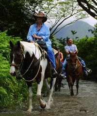 Waipio Valley AM Ride - Na'alapa Stables
