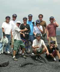 Kilauea Volcano Bike From Hilo