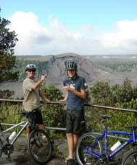 Kilauea Volcano Bike From Kona