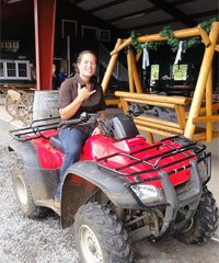 ATV Tours, Horseback Riding, Lil Wrangler Program