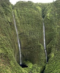 Hilo/Doors Off Lava & Rainforests Adventure - Paradise Helicopters