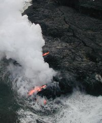 Hilo/Doors On Lava & Rainforests Adventure  Doors On- Paradise Helicopters