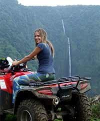 Waipio Valley Tour - Ride The Rim