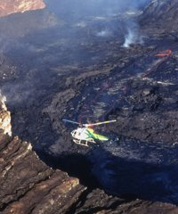 Big Island - Volcano Coast Safari 40-45 Min - Safari Helicopters-Hawaii