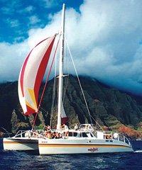 5Hr NaPali Snorkel Picnic Sail - Captain Andy's Sailing Adventures