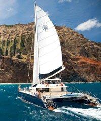 Star Snorkel BBQ Sail