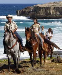 South Kauai Horseback Riding