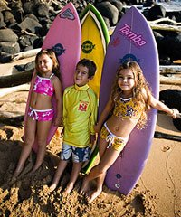 Sea Surf Camp For Children