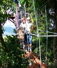 Zipline Eco Adventure