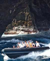 Raft - NaPali Half Day Snorkel - Kauai Sea Tours