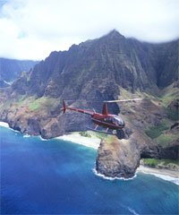 Book a flight with Mauna Loa Helicopters