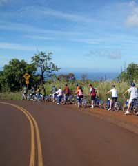 Downhill Bike Tour - Outfitters Kauai