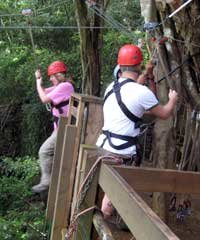 FlyLine Zipline Course
