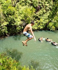 Zip N' Dip Expedition - Princeville Ranch Adventures