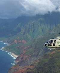 Deluxe Waterfall 55-60 Min - Safari Helicopters-Kauai