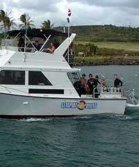 AM Dive Charter - Seasport Divers