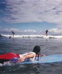 Intermediate Surf Class - Action Sports Maui