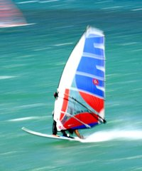 Wind Surfing Short Board School