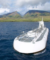 Submarine tours of Hawaii.
