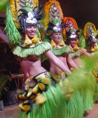 Drums of the Pacific - Hyatt Regency Luau - Maui