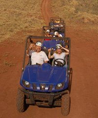 ATV Tour - Kahoma Ranch Tours