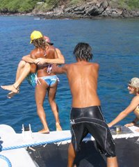 Morning Molokini and Turtle Town Adventure - Lani Kai/Friendly Charters