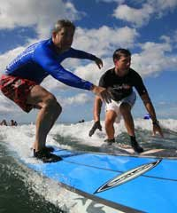 Two Hour Semi Private Surf - Maui Waveriders in Kihei
