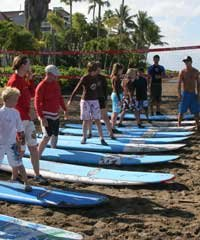 Two Hour Group Surf Lesson - Maui Waveriders in Kihei