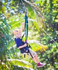 5 Line Zip Tour - Maui Zipline