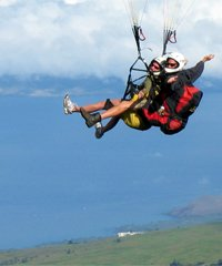 Proflyght Hawaii Paragliding 3000 Feet