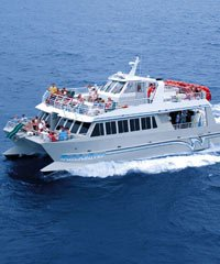 Quicksilver Cocktail Cruise - Frogman Charters