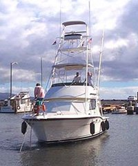 Shared Fishing Charter