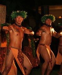 Polynesian dinner show, Kaanapali