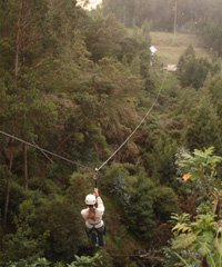 Zipline Haleakala - Skyline Eco Adventures