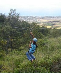 Kaanapali 8 Line Adventure - Skyline Eco Adventures