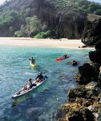 Pali Sea Cliff Discovery - South Pacific Kayaks