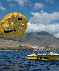 Lahaina - High Noon Special Ride - West Maui Parasail