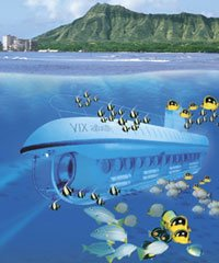 Oahu Premium Submarine Tour