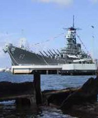 Passport To Pearl Harbor - Battleship Missouri