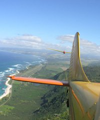 Scenic Flights and Aerobatic Flights, Breathtaking views, Glider Rides of Oahu