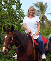 Trail Rides on Horseback