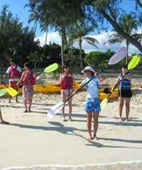 Twin Islands Guided Tour - 5 hours - Kailua Beach Adventures