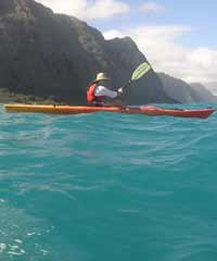 Self Guided Hawaiian Kayak (4 Hour)