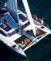 AM Catamaran Snorkel Sail