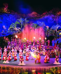 Late Entry Show Only 6:00PM - Polynesian Cultural Center on Oahu